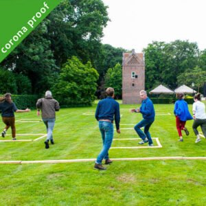 Workshop Teambuilding met reflectie coronaproof